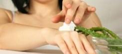 L'aloé vera pour la peau