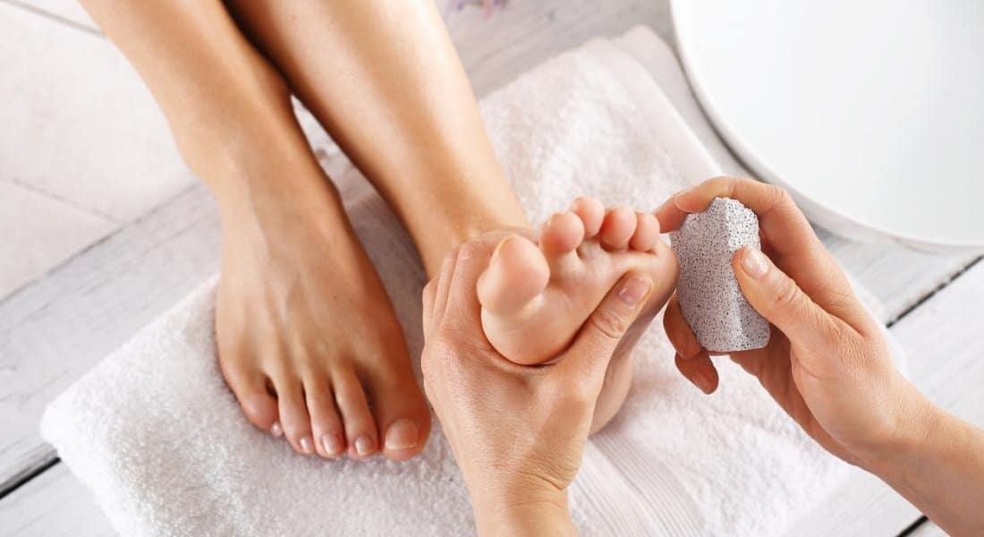 Remèdes naturels contre l'odeur des pieds